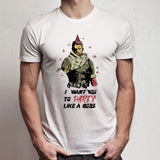 Metal Gear Solid Video Game Party Like A Boss Men'S T Shirt