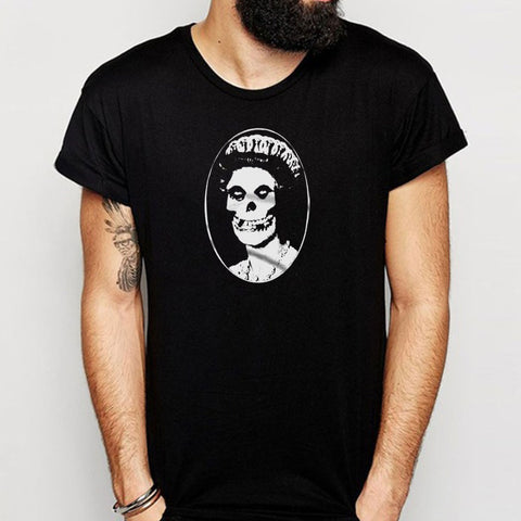 Misfits Sex Pistols Danzig God Save The Queen Sid Vicious Sid And Nancy Fiend Club Men'S T Shirt