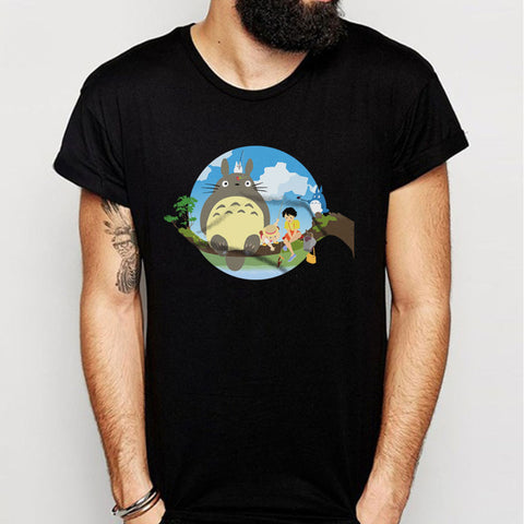 My Neighbor Totoro Men'S T Shirt