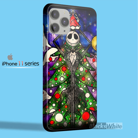 Nightmare Before Christmas jack   iPhone 11 Case