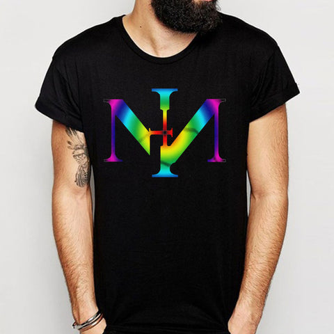 Nine Inch Nails Logos Men'S T Shirt