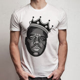 Notorious Biggie Smalls Logo Men'S T Shirt