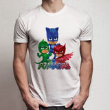 Pj Masks Superhero Men'S T Shirt