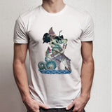 Puppet Of Indonesia Brotoseno And Dragon Merchandise Cultur Traditional Wayang Men'S T Shirt