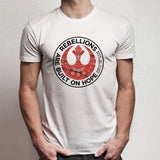 Rebellions Are Built On Hope Men'S T Shirt