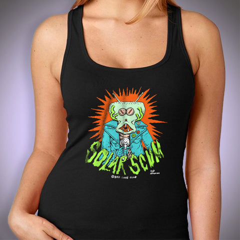 Solar Scum Women'S Tank Top