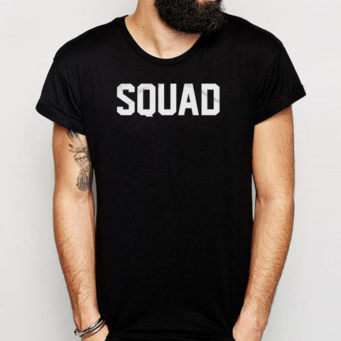 Squad Hip Hop Urban Trill Fleek Men'S T Shirt