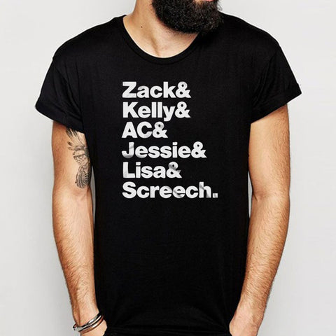 Saved By The Bell Tv Series Men'S T Shirt
