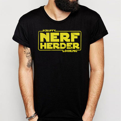 Scruffy Looking Nerf Herder Men'S T Shirt