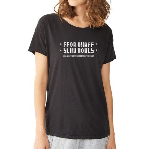 Send Nudes Pull Together Women'S T Shirt