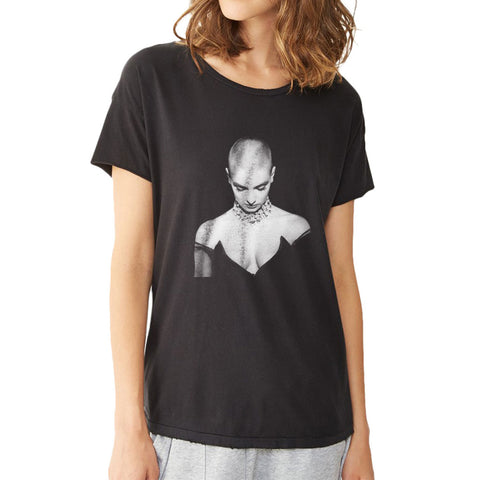 Sinead O'Connor Sexy Singer Women'S T Shirt