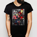 Steve Rogers Vs The World Marvel Men'S T Shirt
