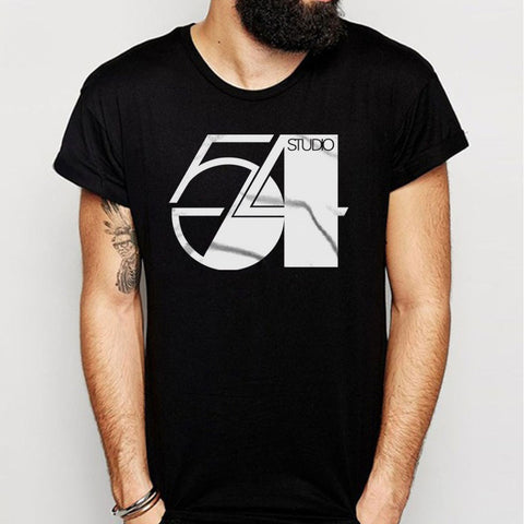 Studio 54 Logo Men'S T Shirt