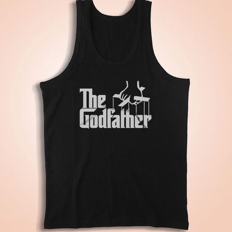 The Godfather  Movie Christening God Father Men'S Tank Top