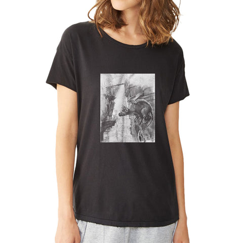 The Last Guardian Women'S T Shirt