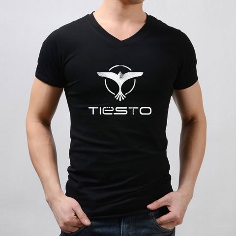 Tiesto Electro House Trance Men'S V Neck