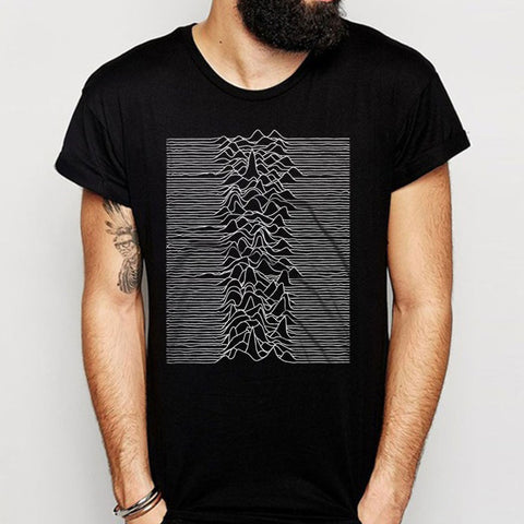 Top Joy Division English Rock Transmission Men'S T Shirt