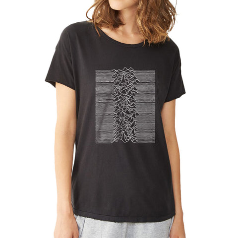 Top Joy Division English Rock Transmission Women'S T Shirt