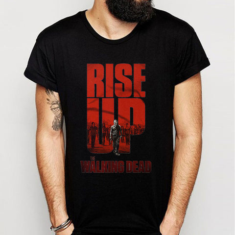 Walking The Dead Rise Up Negan Men'S T Shirt