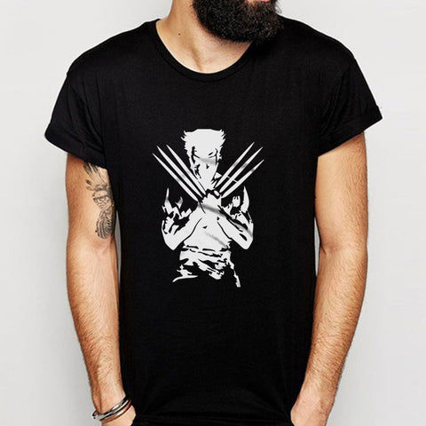 Wolverine Distressed Men'S T Shirt
