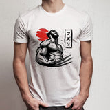 Wolverine Japanese Spoof Marvel Comics Men'S T Shirt