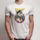 Wonder Woman Justice League Women Gift Idea For Her Women Gift Men'S T Shirt