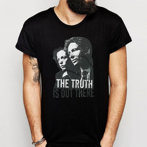 X Files Truth Out There Men'S T Shirt