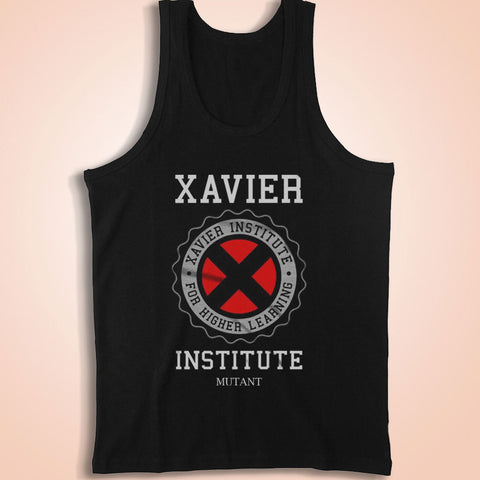 Xavier Institute Mutant School Men'S Tank Top
