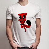 Deadpool Death Kitty Men'S T Shirt