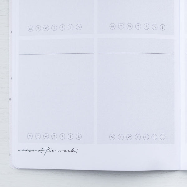 The Three Month Prayer Planner - Brand New Cover Designs - Plan to Pray