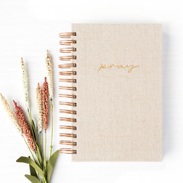 The Yearly Prayer Planner - Plan to Pray
