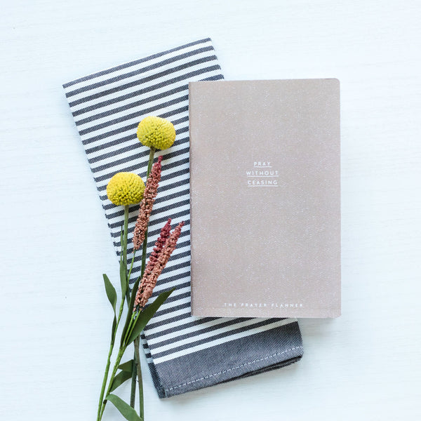 The Three Month Prayer Planner - Brand New Cover Designs