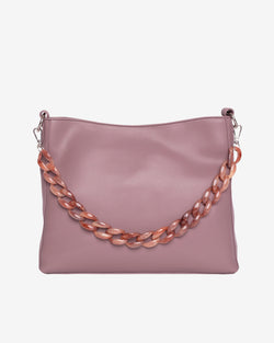 Hvisk AMBLE SOFT Handle Bag 017 Lilac