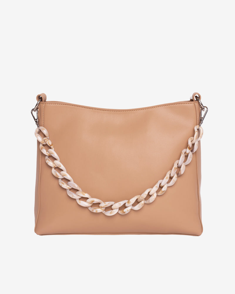 Hvisk AMBLE SOFT Handle Bag 076 Beige