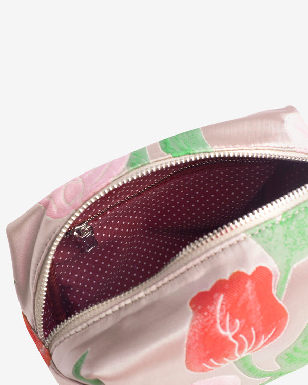 Hvisk AVER TULIP SMALL Makeup Bag 074 Light Pink