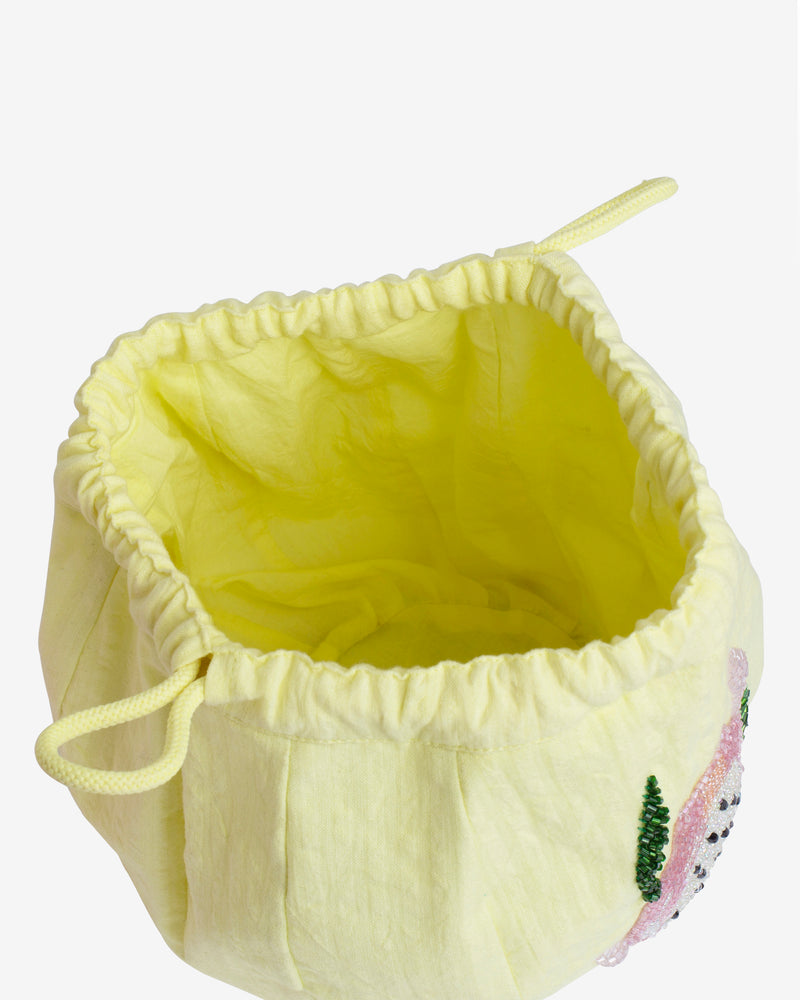 Hvisk BALLOON FRUIT Handle Bag 109 Sunkissed Yellow