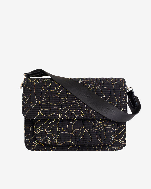 Hvisk BASEL POSY Crossbody 009 Black