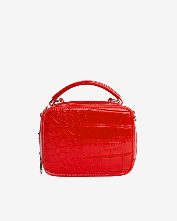Hvisk BLAZE CROCO Crossbody 019 Red