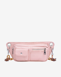 Hvisk BRILLAY NYLON Bum Bag 016 Dusty Pink