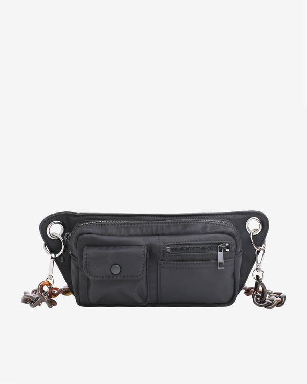 Hvisk BRILLAY SPORT Bum Bag 009 Black