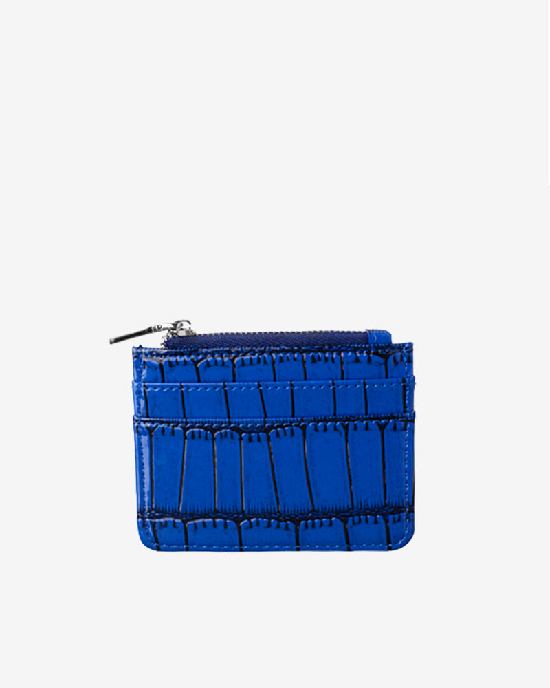 Hvisk CAYMAN CARD HOLDER Wallet 038 Blue / Black