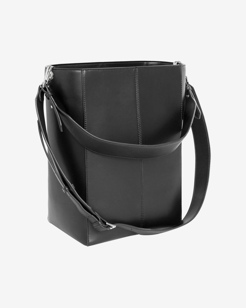 Hvisk CASSET RESPONSIBLE Crossbody 108 Jet Black