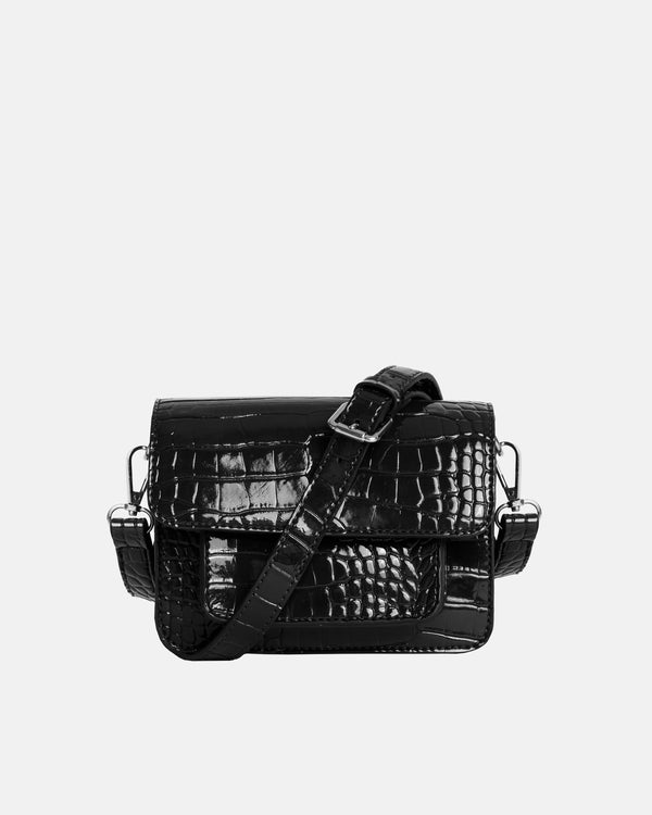 Hvisk CAYMAN MINI Crossbody 009 Black