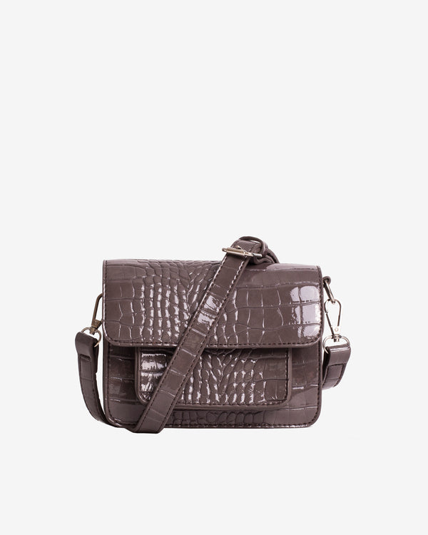 Hvisk CAYMAN MINI Crossbody 087 Charcoal