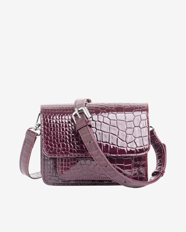 Hvisk CAYMAN MINI Crossbody 106 Maroon