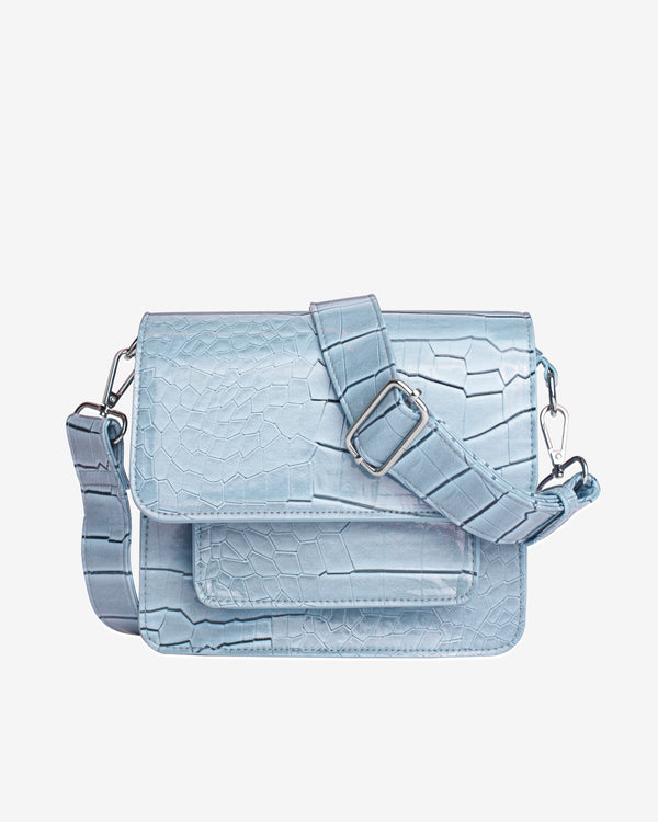 Hvisk CAYMAN POCKET Crossbody 0071 Dusty Blue