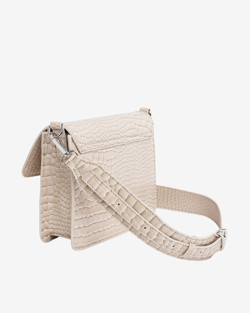 Hvisk CAYMAN POCKET Crossbody 116 Soft offwhite