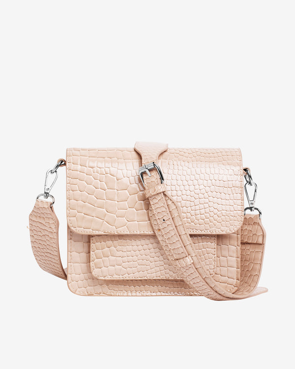 Hvisk CAYMAN POCKET Crossbody 125 Sand Beige