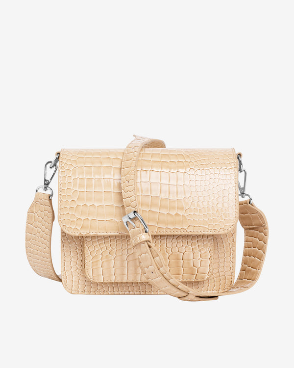 Hvisk CAYMAN POCKET Crossbody 122 Light Beige