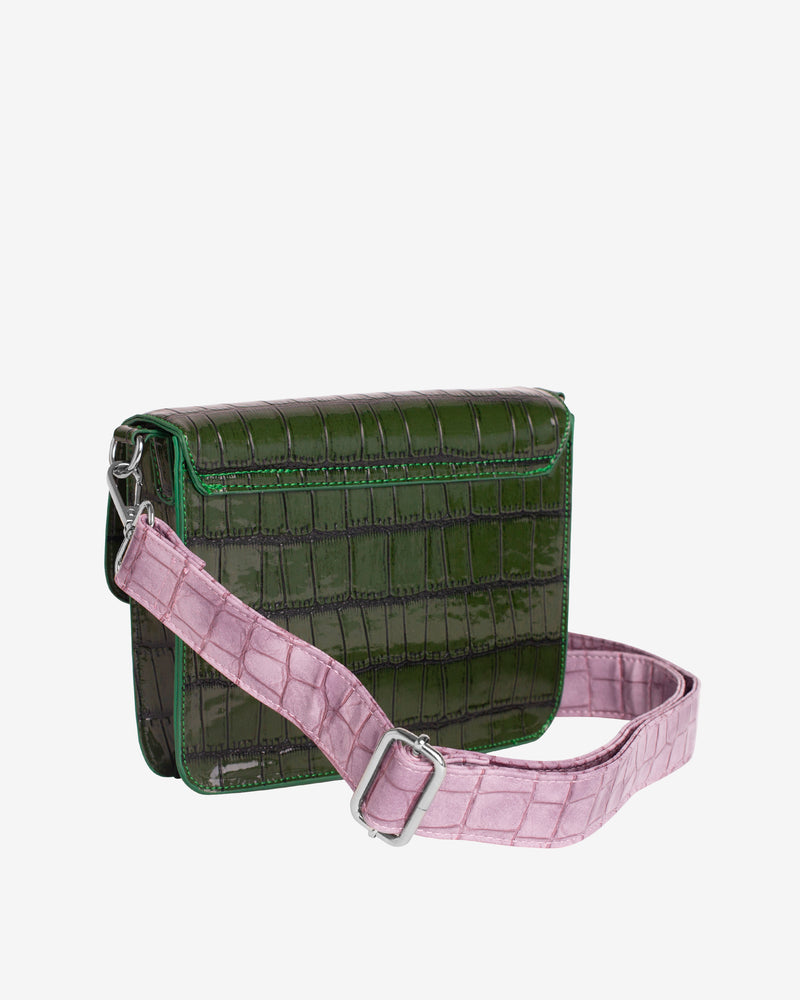 Hvisk CAYMAN POCKET MULTI Crossbody 010 Green